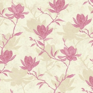 Обои York Ashford House Botanical Fantasie